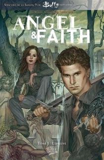 Angel et Faith - Christos N.Gage