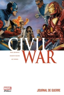 Civil war - Paul Jenkins