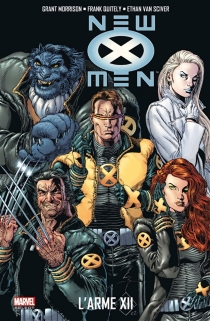 New X-Men - GrantMorrison