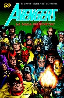Avengers : la saga de Korvac - BillMantlo