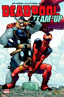 Deadpool team-up -