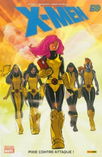 X-Men : Pixie contre-attaque ! - Kathryn Immonen
