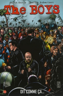 The boys deluxe - Garth Ennis
