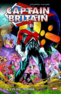 Captain Britain : la fin du monde - Alan Davis