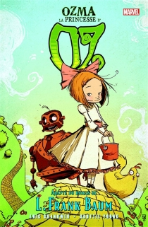 Ozma, la princesse d'Oz - EricShanower