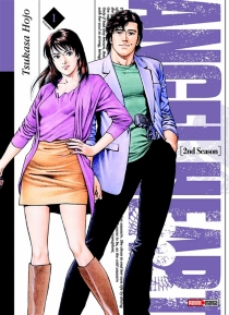 Angel heart : saison 2 - TsukasaHojo