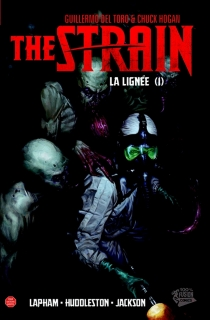 La lignée| The strain - Mike Huddleston