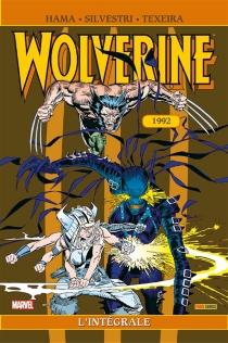 Wolverine : l'intégrale - LarryHama