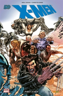 X-Men : first X-Men - Neal Adams