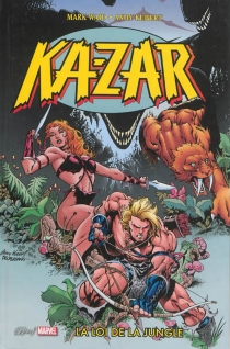 Ka-Zar : la loi de la jungle - Andy Kubert