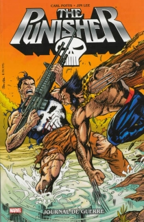 The Punisher : journal de guerre - Jim Lee