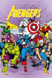 The Avengers : l'intégrale - Neal Adams