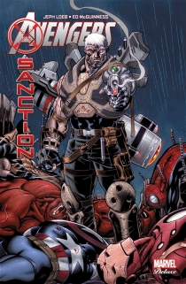 Avengers X-sanction - JephLoeb