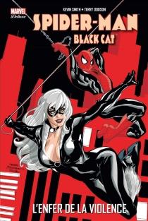 Spider-Man, Black Cat : l'enfer de la violence - TerryDodson