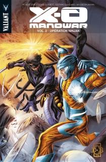X-O Manowar - LeeGarbett