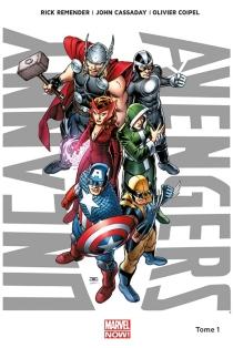 Uncanny Avengers - JohnCassaday