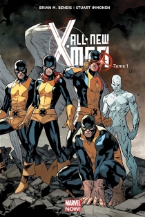 All-New X-Men - Brian Michael Bendis