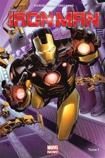 Iron Man - KieronGillen