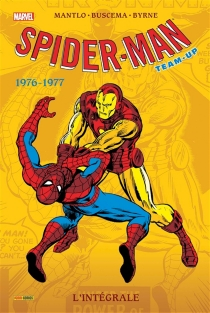 Spider-Man team-up : l'intégrale - John Byrne