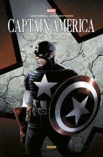 Captain America - MitchBreitweiser