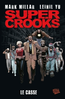 Supercrooks - Mark Millar