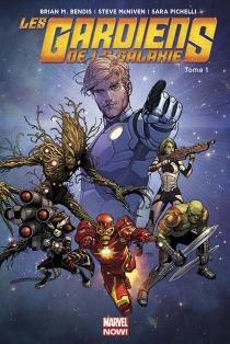 Les gardiens de la galaxie - Brian MichaelBendis