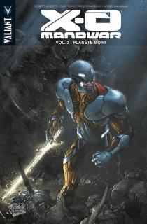 X-O Manowar - TrevorHairsine
