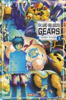 Blue-blood gears - Kohei Hanao