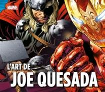 Marvel : l'art de Joe Quesada - JoeQuesada