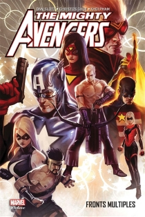 The mighty Avengers - Christos N. Gage