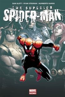 The superior Spider-Man - HumbertoRamos
