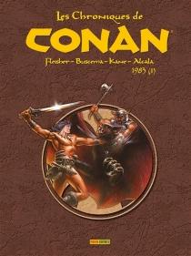 1983| Les chroniques de Conan - Michael L.Fleisher