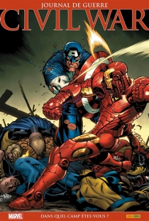 Civil war - Brian Michael Bendis