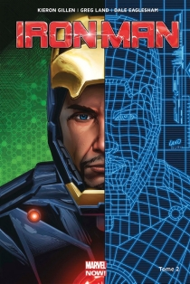 Iron Man - DaleEaglesham