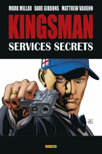 Kingsman : services secrets - DaveGibbons