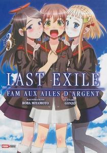 Last exile : Fam aux ailes d'argent - Gonzo