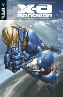 X-O Manowar - Lee Garbett