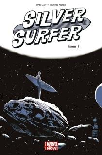 Silver surfer - MichaelAllred