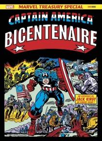 Captain America : bicentenaire - JackKirby