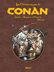 1983| Les chroniques de Conan - JohnBuscema