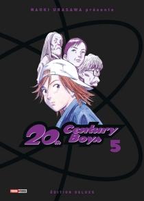 20th century boys - NaokiUrasawa
