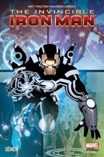 The invincible Iron Man - CarmineDi Giandomenico