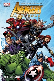 Avengers Assemble : rassemblement - MarkBagley