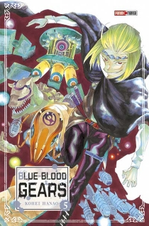 Blue-blood gears - KoheiHanao