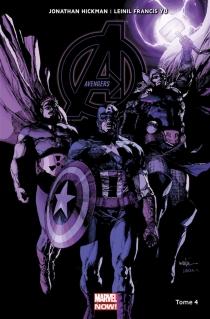 Avengers - JonathanHickman