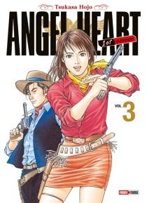 Angel heart : saison 1 : édition double - TsukasaHojo