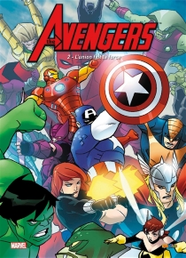 The Avengers - Ramon F.Bachs