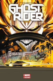 Ghost Rider - Damion Scott