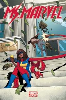Miss Marvel - AdrianAlphona