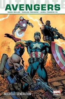 Ultimate Avengers - MarkMillar